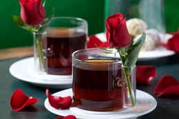 Red Herbal Tea